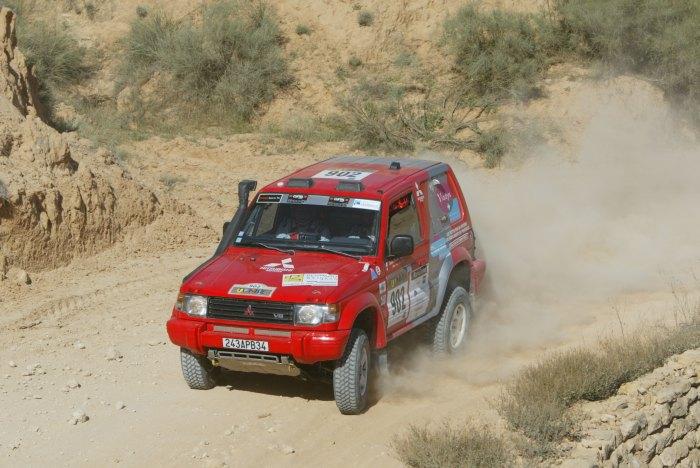 AFRICA ECO RACE 2020 côté course !  Ctunisie20